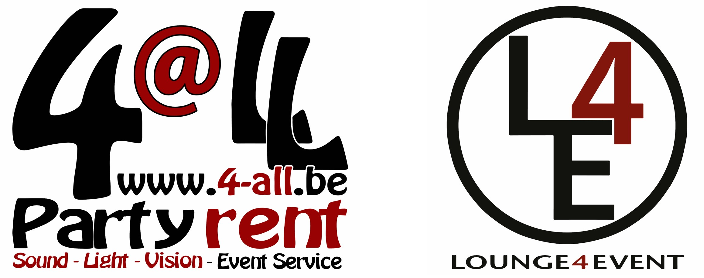 4 ALL Party Rent, uw partner in feestverhuur!